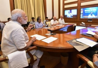 PM Modi reviews Char Dham project in Uttarakhand via video conferencing