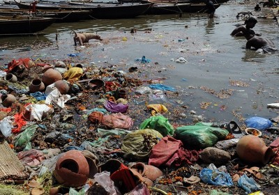 Centre unhappy with HC's order of giving human status to Ganga river, approaches SC