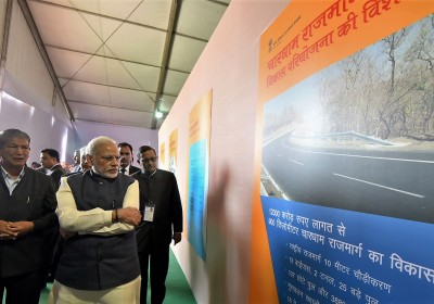 Centre sanctions 13 projects in Uttarakhand, 3000 cr for Char Dham road