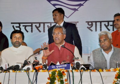 4 key points from Uttarakhand CM Trivendra Rawat's first press conference