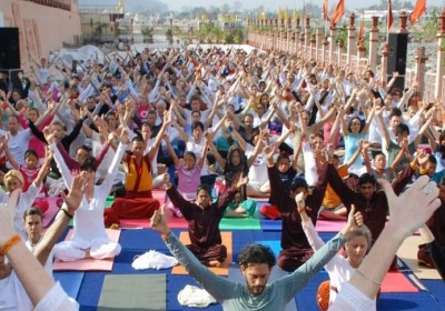 3 Days Yoga Festival to kick start in Doon from April 15