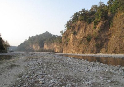 Hailed as the Lifeline of Kumaon, Kosi is now on the verge of drying