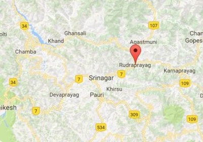 Rudraprayag witnesses another Earthquake in less than 24 hours