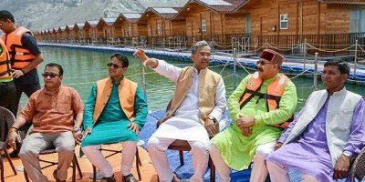 Tourism in Uttarakhand gets industry status, cabinet meets over Tehri lake