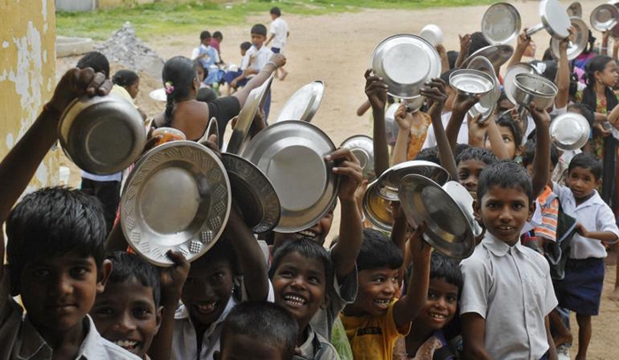 52% schools in U'khand failed to update the govt. about mid-day meal status