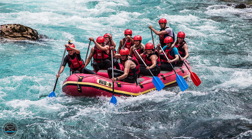 Entertainment Tax exempted from river rafting, adventurers are you listening?